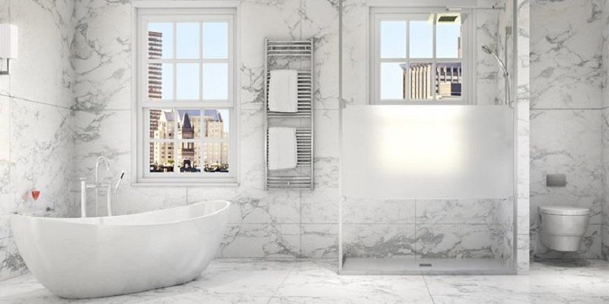 arredare casa in marmo
